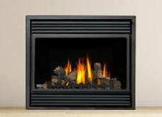 ROBAX fireplace and woodstove glass is available to fireplace dealers